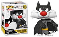 Funko-Pop-Looney-Tunes-X-DC-Comics-844-Sylvester-as-Batman-FYE-Exclusive