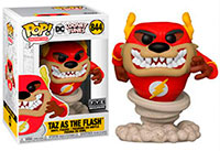 Funko-Pop-Looney-Tunes-X-DC-Comics-844-Taz-as-The-Flash-FYE-Exclusive