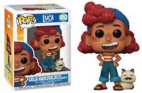 Funko-Pop-Luca-Disney-Pixar-1052-Giulia-Marcovaldo-with-Machiavelli