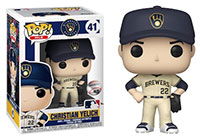 Funko-Pop-MLB-Baseball-41-Christian-Yelich-Milwaukee-Brewers-