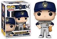 Funko-Pop-MLB-Baseball-62-Christian-Yelich-Milwaukee-Brewers