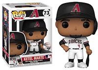 Funko-Pop-MLB-Baseball-73-Kettle-Marte-Arizona-Diamondbacks