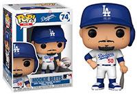 Funko-Pop-MLB-Baseball-74-Mookie-Betts-Los-Angeles-Dodgers-1
