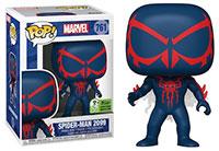 Funko-Pop-Marvel-761-Spider-Man-2099-ECCC-Spring-Exclusive