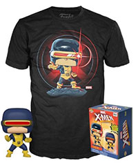 Funko-Pop-Marvel-80th-502-Cyclops-First-Appearance-Glow-in-the-Dark-GameStop-T-Shirt-Bundle-Exclusive-