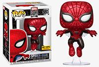 Funko-Pop-Marvel-80th-Spider-Man-First-Appearance-Metallic-593