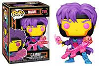 Funko-Pop-Marvel-Black-Light-Funko-Pop-X-Men-798-Gambit-Blacklight-Target-Exclusive