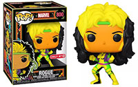 Funko-Pop-Marvel-Black-Light-Funko-Pop-X-Men-800-Rogue-Blacklight-Target-Exclusive