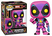Funko-Pop-Marvel-Black-Light-Funko-Pop-X-Men-801-Deadpool-Blacklight-Target-Exclusive