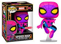 Funko-Pop-Marvel-Black-Light-Spider-Man-Black-Light-652