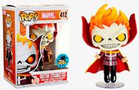 Funko-Pop-Marvel-Doctor-Strange-Ghost-Rider-412