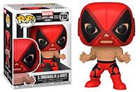 Funko-Pop-Marvel-Lucha-Libre-712-El-Chimichanga-de-la-Muerta-Deadpool