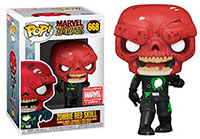 Funko-Pop-Marvel-Zombies-Zombie-Red-Skull-Marvel-Collector-Corps-MCC-668