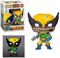 Funko-Pop-Marvel-Zombies-Zombie-Wolverine-Glow-in-the-Dark-GITD-662