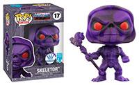 Funko-Pop-Masters-of-the-Universe-Funko-Pop-Art-Series-17-Skeletor-Purple-Art-Series-FunkoShop-Exclusive-