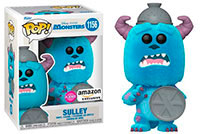 Funko-Pop-Monsters-Inc-20th-Anniversary-1156-Sulley-Flocked-Amazon-exclusive