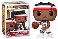 Funko-Pop-NBA-Basketball-102-Allen-Iverson-Philadelphia-76ers