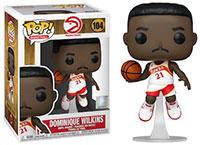 Funko-Pop-NBA-Basketball-104-Dominique-Wilkins-Atlanta-Hawks