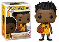 Funko-Pop-NBA-Basketball-86-Donovan-Mitchell-Utah-Jazz