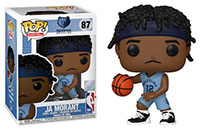 Funko-Pop-NBA-Basketball-87-Ja-Morant-Memphis-Grizzlies
