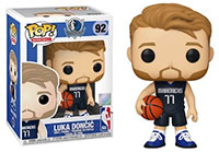 Funko-Pop-NBA-Basketball-92-Luka-Doncic-Dallas-Mavericks