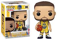 Funko-Pop-NBA-Basketball-95-Stephen-Curry-Golden-State-Warriors