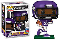 Funko-Pop-NFL-Football-Dalvin-Cook-Minnesota-Vikings-143