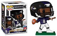 Funko-Pop-NFL-Football-Lamar-Jackson-Baltimore-Ravens-146