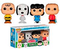 Funko-Pop-Peanuts-4-Pack-Minis-Charlie-Brown-Snoopy-Lucy-Linus-Target