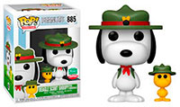 Funko-Pop-Peanuts-885-Beagle-Scout-Snoopy-with-Woodstock-FunkoShop-Exclusvive