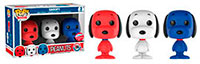 Funko-Pop-Peanuts-Figures-3-Pack-Minis-Red-White-Blue-Snoopy-Fugitive-Toys-Exclusive