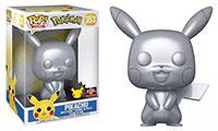 Funko-Pop-Pokemon-353-Pikachu-Metallic-10-Jumbo-Sized-Target-Con-2021
