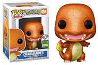 Funko-Pop-Pokemon-455-Charmander-Diamond-Collection-ECCC-Spring-Exclusive