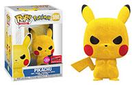 Funko-Pop-Pokemon-598-Pikachu-Flocked-NYCC-Exclusive