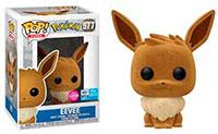 Funko-Pop-Pokemon-Eevee-Flocked-577