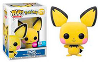 Funko-Pop-Pokemon-Pichu-Flocked-579