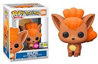 Funko-Pop-Pokemon-Vulpix-Flocked-580