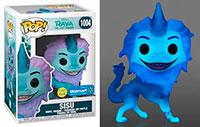 Funko-Pop-Raya-y-el-Ultimo-Dragon-1004-Sisu-GITD-Glow-Walmart-Exclusive