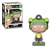 Funko-Pop-Ricky-and-Morty-417-Morty-with-Helmet-GameStop-Blips-and-Chitz-Mystery-Box-Exclusive