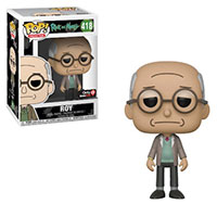 Funko-Pop-Ricky-and-Morty-418-Roy-GameStop-Blips-and-Chitz-Mystery-Box-Exclusive