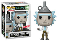 Funko-Pop-Ricky-and-Morty-959-Rick-with-Funnel-Hat-Target-exclusive
