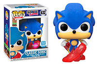 Funko-Pop-Sonic-the-Hedgehog-30th-Anniversary-Classic-Sonic-Flocked-632