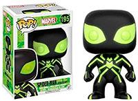 Funko-Pop-Spider-Man-195-Spider-Man-Stealth-Suit-GITD-Hot-Topic