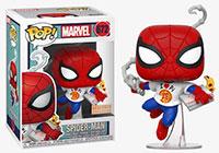 Funko-Pop-Spider-Man-672-Spider-Man-with-Pizza-BoxLunch-Exclusive