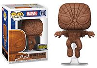 Funko-Pop-Spider-Man-719-Spider-Man-Wood-Deco-Entertainment-Earth-Exclusive