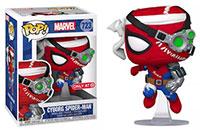 Funko-Pop-Spider-Man-723-Cyborg-Spider-Man-Target-Exclusive