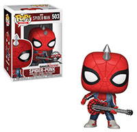 Funko-Pop-Spider-Man-Games-Gamerverse-503-Spider-Punk-PX-Previews-Exclusive