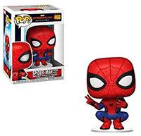 Funko-Pop-Spider-Man-Lejos-de-Casa-Spider-Man-Hero-Suit-468