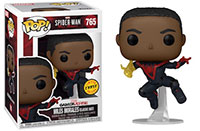 Funko-Pop-Spider-Man-Miles-Morales-Video-Game-Figures-GamerVerse-765-Miles-Morales-Classic-Suit-Chase-variant