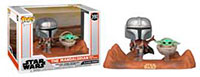 Funko-Pop-Star-Wars-The-Mandalorian-The-Mandalorian-with-The-Child-Television-Moments-390